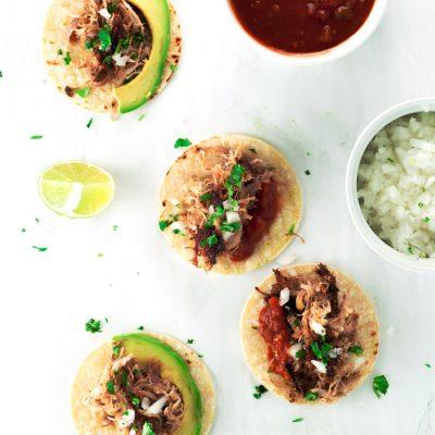 Slow Cooker Mexican Pork Carnitas Recipe