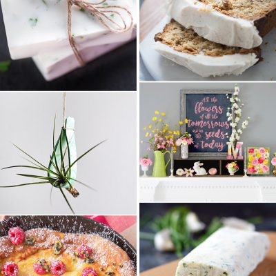 Create & Share DIY and Recipe Party {98}