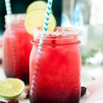 Hibiscus Margarita Recipe