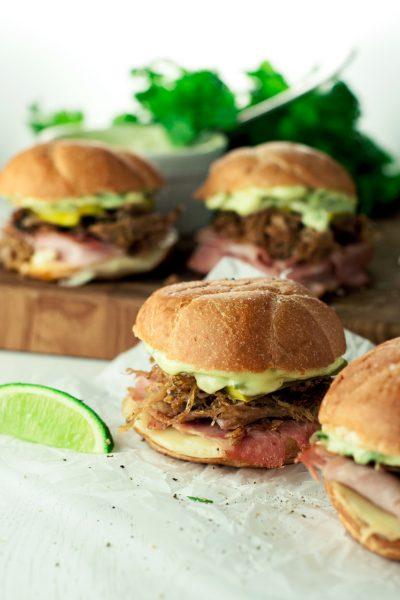 Simple Cuban Sandwich Recipe