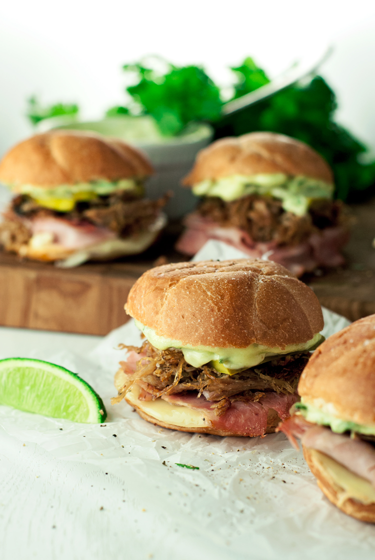 This Cuban Sandwich Recipe has all the flavor you know and love, without the hours of work! Ready in 15 minutes! | asimplepantry.com