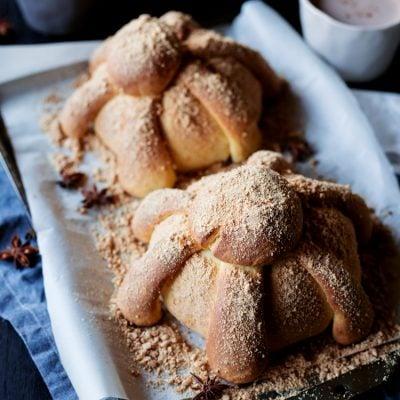 Pan De Muerto (Bread Of The Dead)