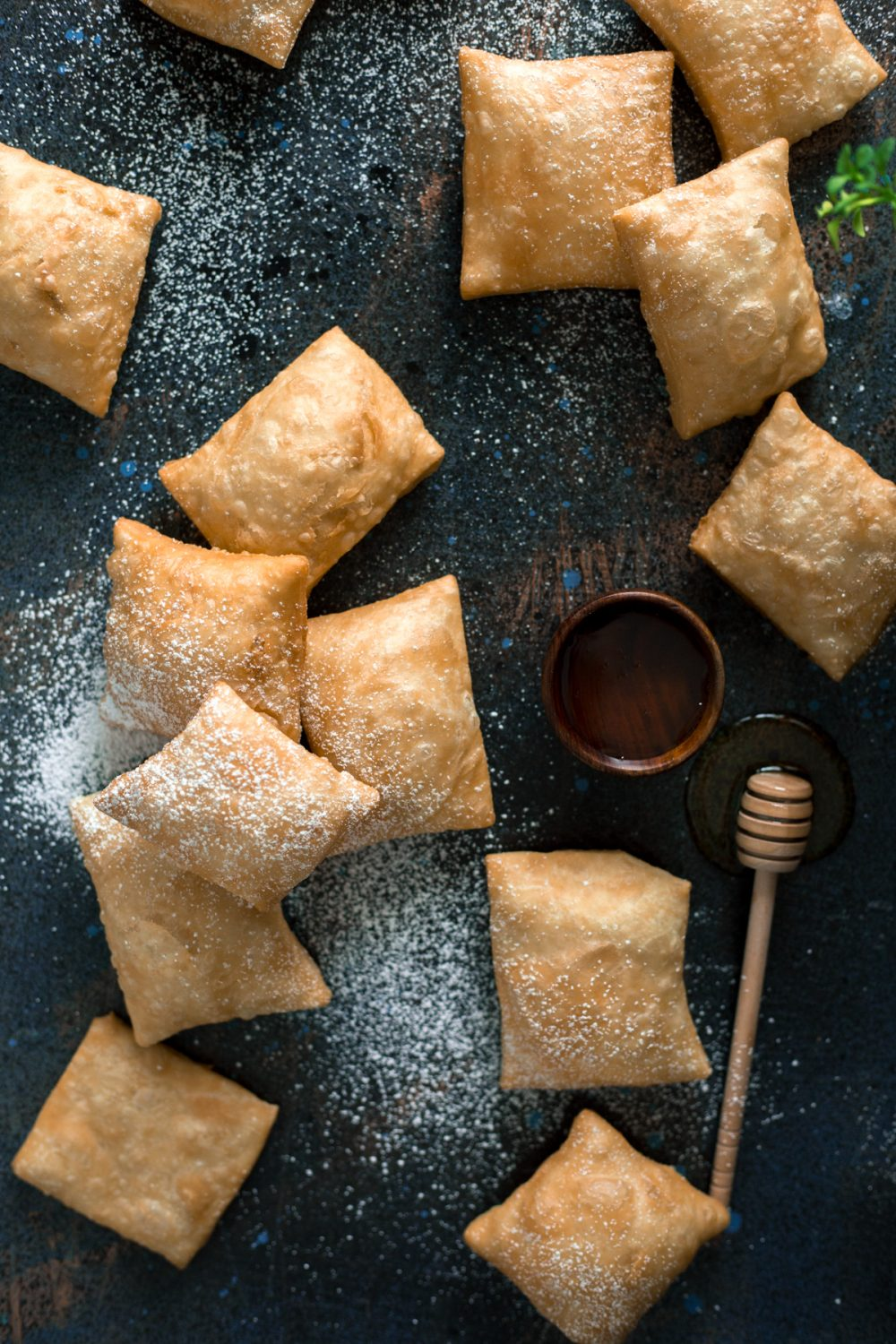 If you're looking for easy recipes for dessert, then you must make these New Mexico Style Sopapillas today! Fluffy, crispy, and perfect with honey!   asimplepantry.com