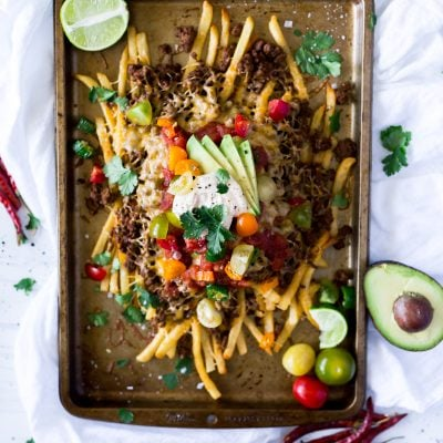 Fun and Festive Mexican Nacho Fries