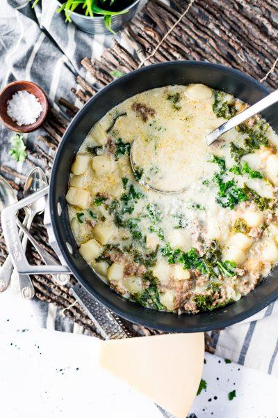 One Pot Zuppa Toscana