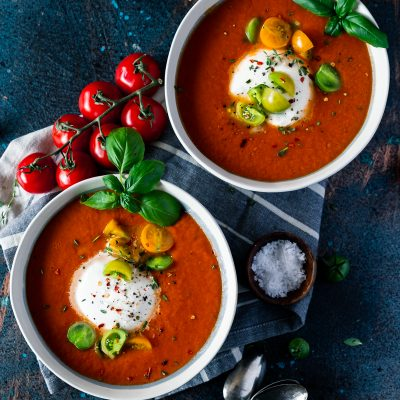 Herby Tomato Soup